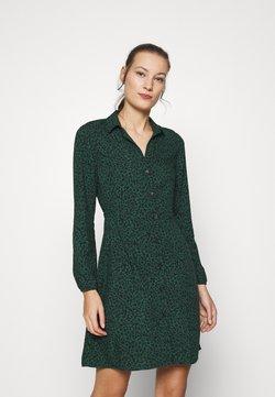 Mavi - LONG SLEEVE DRESS - Blusenkleid - posy green