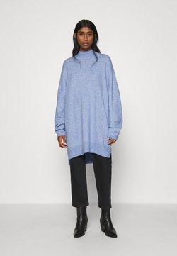 Monki - ACKIE UNIQUE - Jersey de punto - blue