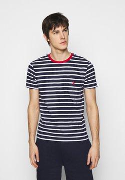 Polo Ralph Lauren - T-Shirt print - french navy/white