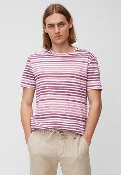 Marc O'Polo - T-Shirt print - acai