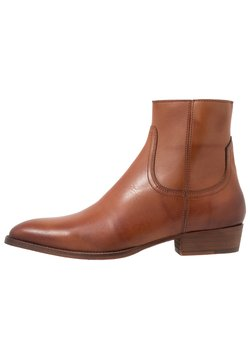 Bianco - BIABECK BOOT - Stiefelette - cognac