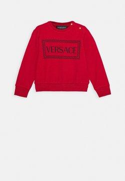 Versace - FELPA - Sweater - rosso