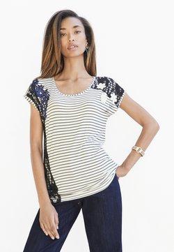 MADELEINE - T-Shirt print - off-white