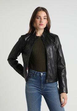 Gipsy - CHESSY - Leren jas - black