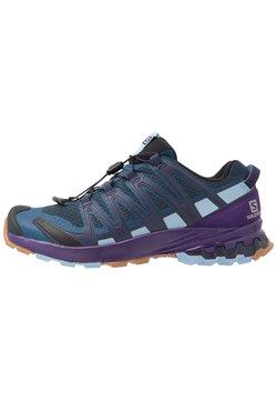 Salomon - XA PRO 3D - Zapatillas de trail running - poseidon/violet indigo/forever blue