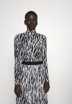 Bruuns Bazaar - THORA ASTRA ROLL NECK - Langarmshirt - black
