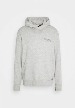 Scotch & Soda - CLUB NOMADE BASIC HOODY - Sweatshirt - grey melange