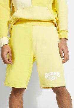 Guess - Short de sport - gelb