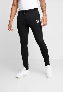 11 DEGREES - CORE JOGGERS  - Jogginghose - black