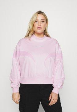 Nike Sportswear - AIR MOCK - Sweatshirt - pink foam