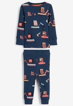 Next - SNUGGLE - Pijama - dark blue
