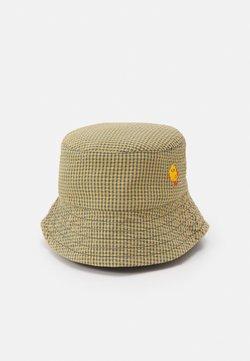 TINYCOTTONS - BUCKET HAT - Hut - sand/iris blue