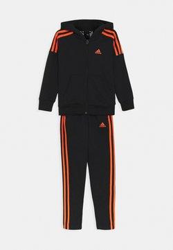 adidas Performance - UNISEX - Verryttelypuku - black/true orange