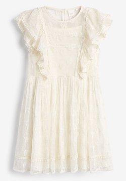 Next - Cocktailkleid/festliches Kleid - white