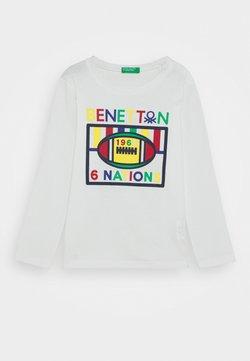 Benetton - Longsleeve - white