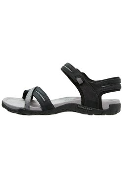 Merrell - TERRAN CROSS II - Walking sandals - black