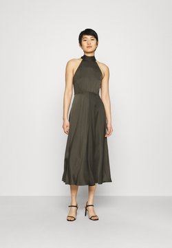 Samsøe Samsøe - RHEO DRESS - Cocktailkleid/festliches Kleid - olive