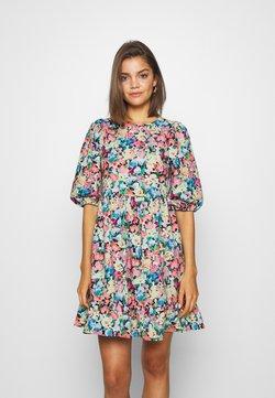 Monki - SOSSO DRESS - Day dress - multi-coloured