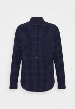 Pier One - Shirt - mottled grey/blue