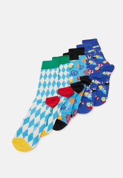 Happy Socks - BAVARIA EDITION GIFTBOX 3 PACK - Socken - turquoise