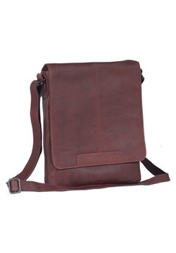 The Chesterfield Brand - BLISS FLAPOVER - Umhängetasche - brown