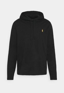 Polo Ralph Lauren - Sweat à capuche - black/gold