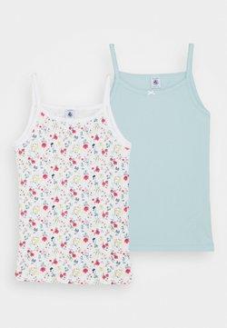 Petit Bateau - MULTIPACK VESTS 2 PACK - Unterhemd/-shirt - multi