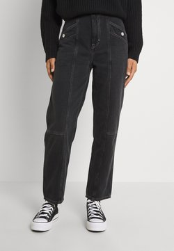 Tommy Jeans - Jeans relaxed fit - denim black