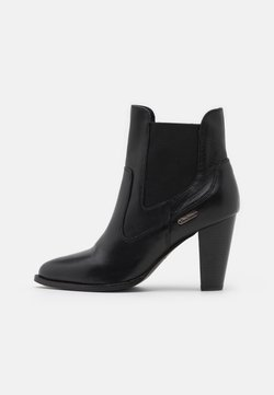 Pepe Jeans - ILFORD BASIC - High Heel Stiefelette - black