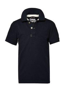CODE | ZERO - SHORE  - Polo - dark blue