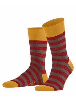 FALKE - SENSITIVE MAPPED  - Socken - dottergelb