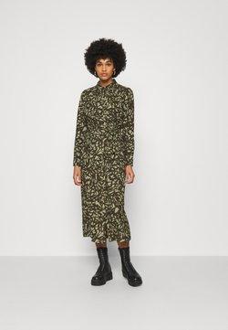 Vero Moda - VMAPRIL - Vestido largo - oil green
