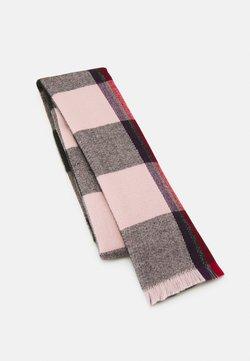 Anna Field - Scarf - black/pink