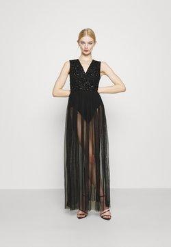 Lace & Beads - LILLIAN MAXI - Occasion wear - black