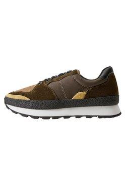Mango - Sneaker low - brun