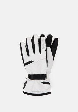 Reusch - HANNAH  - Fingerhandschuh - white/black