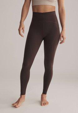 OYSHO - Legging - brown