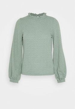 ONLY - ONLGRACE - Langarmshirt - chinois green