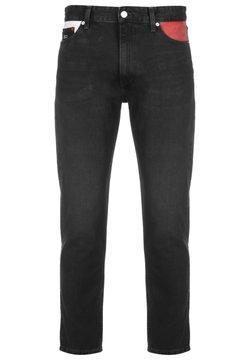 Tommy Jeans - Jeans Straight Leg - denim black