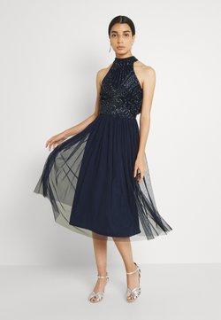 Lace & Beads - MAISY MIDI - Cocktailkleid/festliches Kleid - navy