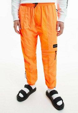 Calvin Klein Jeans - Jogginghose - shocking orange