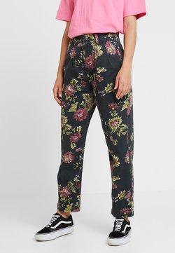 Obey Clothing - FULTON BAGGY PANT - Jeans fuselé - black