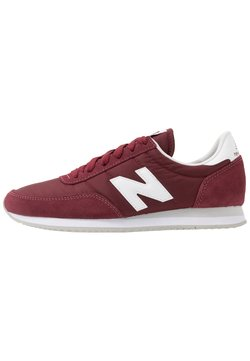 New Balance - 720 UNISEX - Sneaker low - red/white