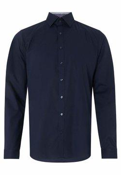 OLYMP Level Five - SLIM FIT - Businesshemd - marineblau