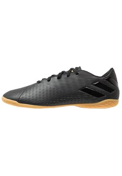 adidas Performance - NEMEZIZ 19.4 IN - Indoor football boots - core black/utility black