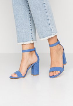 Tata Italia - Sandalen met hoge hak - blue