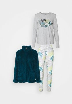 Etam - RITA SET - Pyjama - turquoise