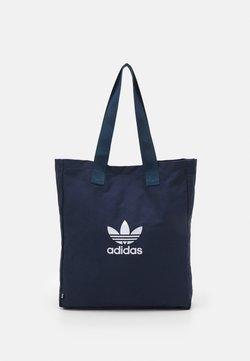 adidas Originals - ADICOLOR UNISEX - Shoppingväska - crew navy