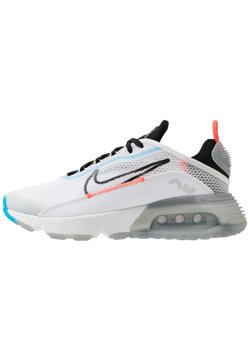 Nike Sportswear - AIR MAX 2090 UNISEX - Sneakersy niskie - white/black/blue hero