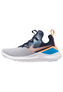 Nike Performance - FREE TR 8 NEO - Trainings-/Fitnessschuh - wolf grey/orange pulse/blue glow/obsidian